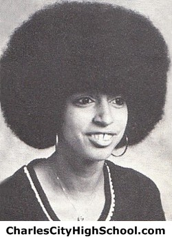 Edna Jefferson Yearbook Picture