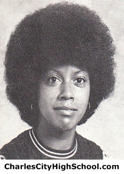 Sheila Johnson Yearbook Picture