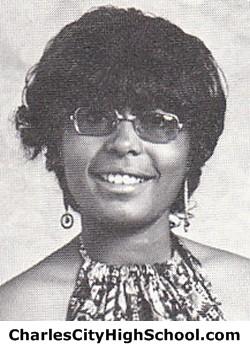 Bleinda Jones Yearbook Picture