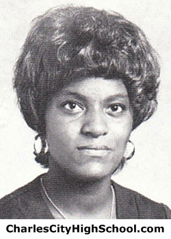 Kathy Jones Yearbook Picture