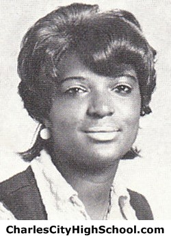 Leatrice Jones Yearbook Picture