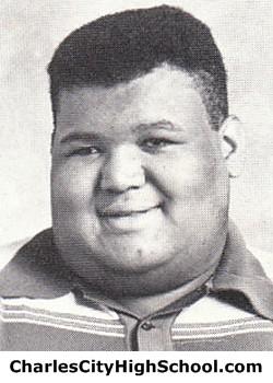 Warren Jones Yearbook Picture