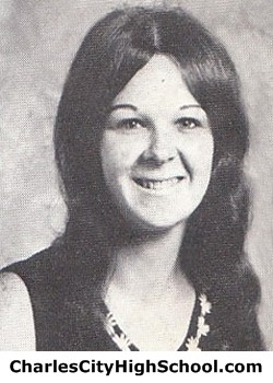 Faye Robertson Yearbook Picture