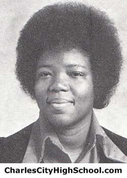 Darlene Trewer Yearbook Picture