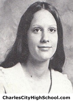 Loraine Watkins Yearbook Picture