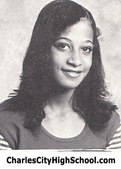 Doreen Whitehead Yearbook Picture