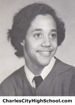 Barry Charity yearbook picture