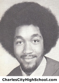 Harmon Gardner yearbook picture