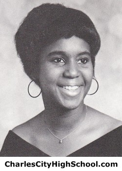Ethel Gentry yearbook picture