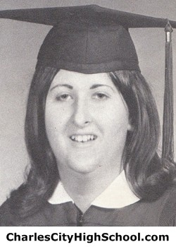 Rebecca Haynes yearbook picture