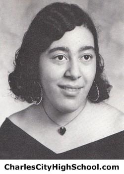 Delarese Jones yearbook picture