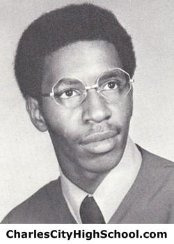 James Marrow yearbook picture