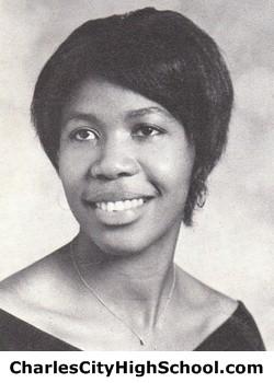 Muriel Marrow yearbook picture