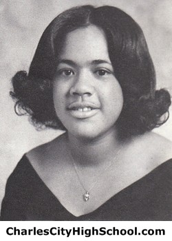 Paula Morton yearbook picture