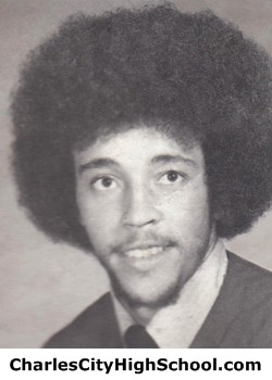 Gary Person yearbook picture