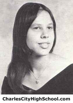 Deborah Stewart yearbook picture