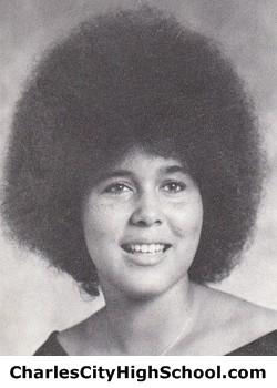 Maude Tyler yearbook picture