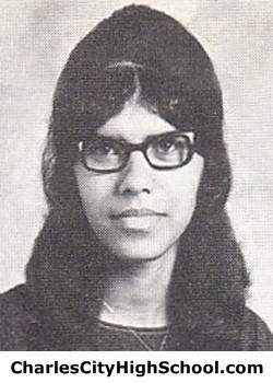 N. Adkins Yearbook Picture