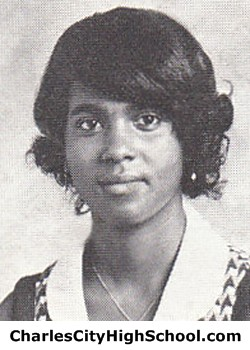 B. Allen Yearbook Picture 2
