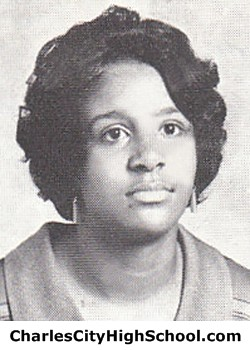 C. Allen Yearbook Picture
