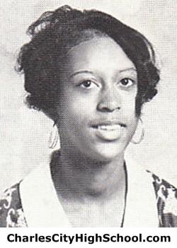 P. Allen Yearbook Picture