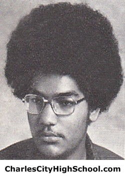 R. Bradby Yearbook Picture
