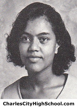 C. Brown Yearbook Picture
