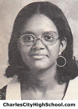 D. Burrel Yearbook Picture