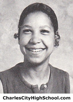 C. Carter Yearbook Picture