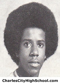 L. Cotman Yearbook Picture