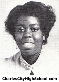 C. Graham Yearbook Picture