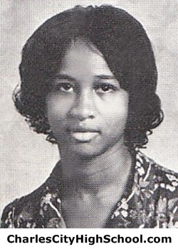 J. Hampton Yearbook Picture