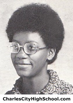 G. Harris Yearbook Picture