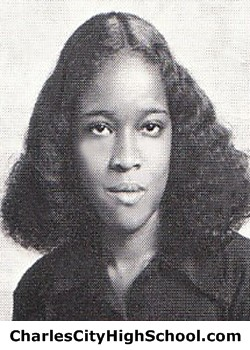 E. Jones Yearbook Picture