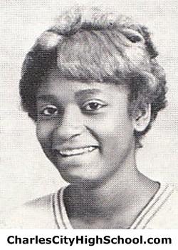G. Jones Yearbook Picture