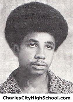 T. Jones Yearbook Picture