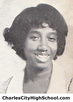 C. Lee Yearbook Picture