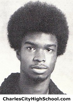 K. Lomax Yearbook Picture
