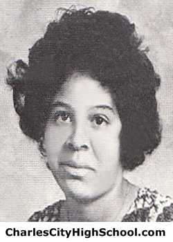 C. Miles Yearbook Picture
