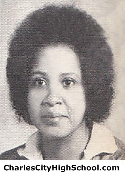 E. Miles Yearbook Picture
