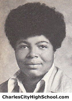 L. Miles Yearbook Picture