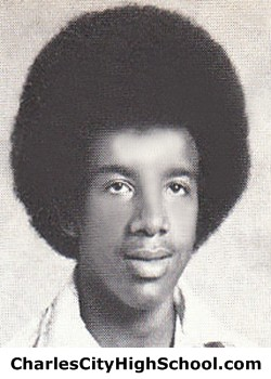 W. Otey Yearbook Picture