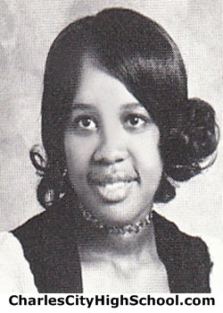A. Robinson Yearbook Picture