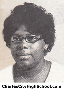 C. Robinson Yearbook Picture