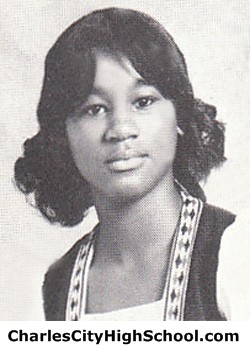 C. Smith Yearbook Picture