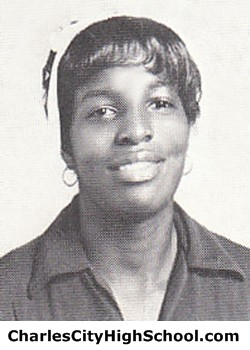 D. Thompson Yearbook Picture