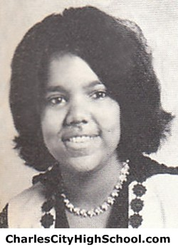 M. Wallace Yearbook Picture