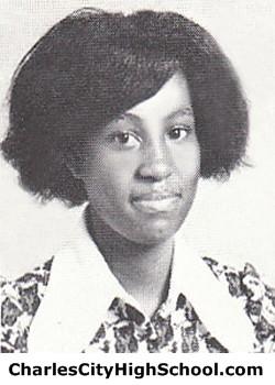 T. Warren Yearbook Picture