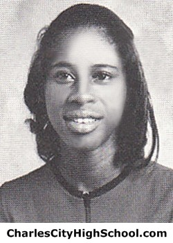 J. White Yearbook Picture