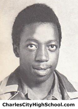 D. Williams Yearbook Picture